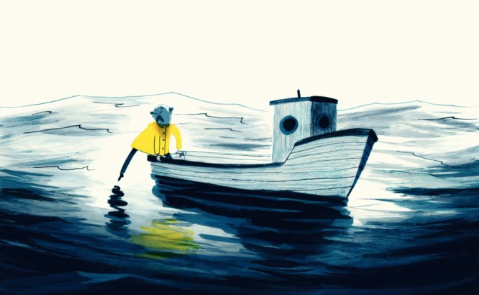 The Fate of Fausto: Oliver Jeffers's Lovely Painted Fable About ...