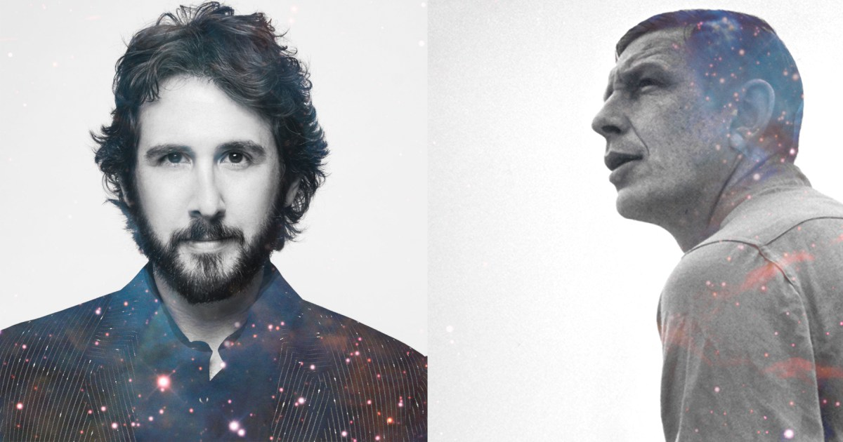 """Josh Groban Reads Auden's """"After Reading a Child's Guide to Modern Physics"""" and Tells the Inspiring Story of His Rebel Astronomer Great-Great-Great-Great-Great-Great-Great-Great-Grandfather"""
