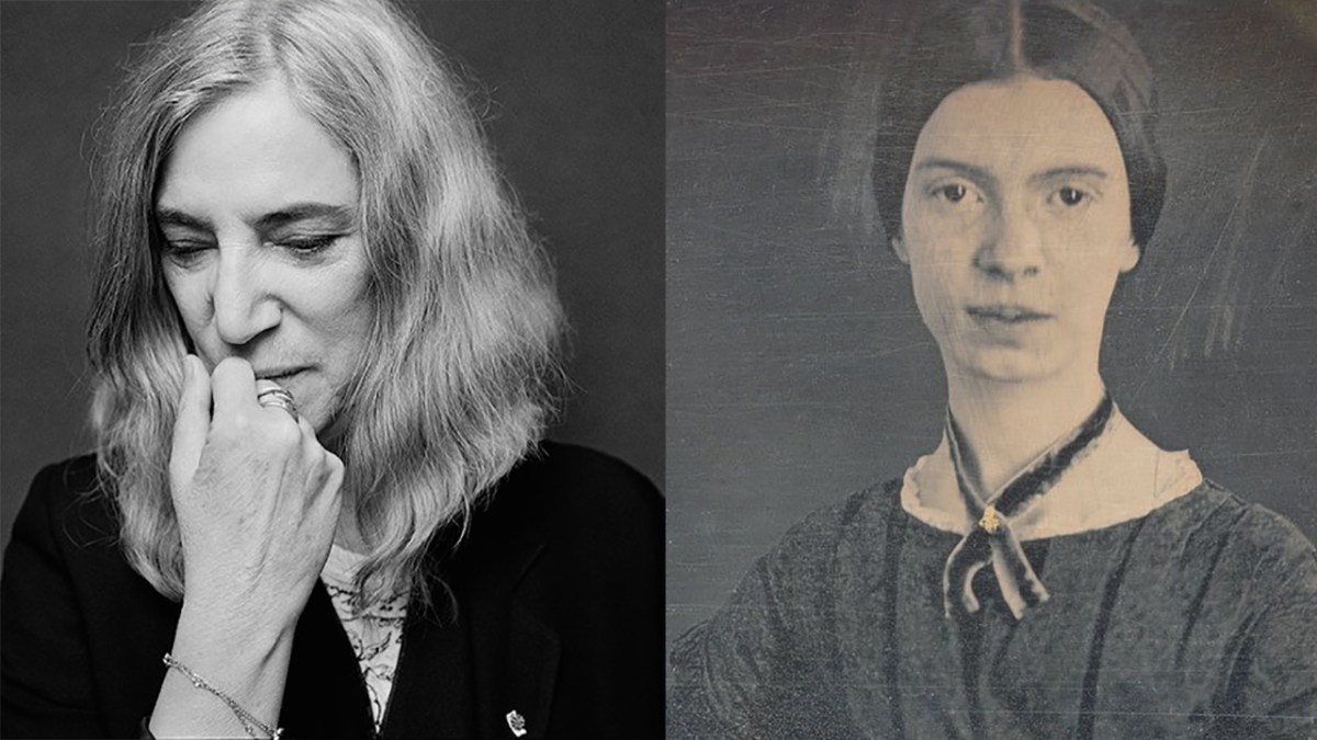 Patti Smith Reads Emily Dickinson's Pre-Particle Physics Ode to the Science and Splendor of How the World Holds Together