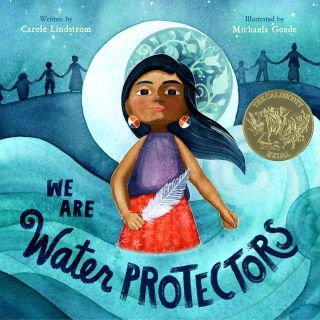 We Are Water Protectors: An Illustrated Celebration of Nature, Native Heritage, and the Courage to Stand Up for Earth