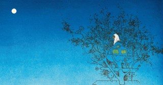The Tree House: A Tender Wordless Story by a Dutch Father-Daughter Artist Duo