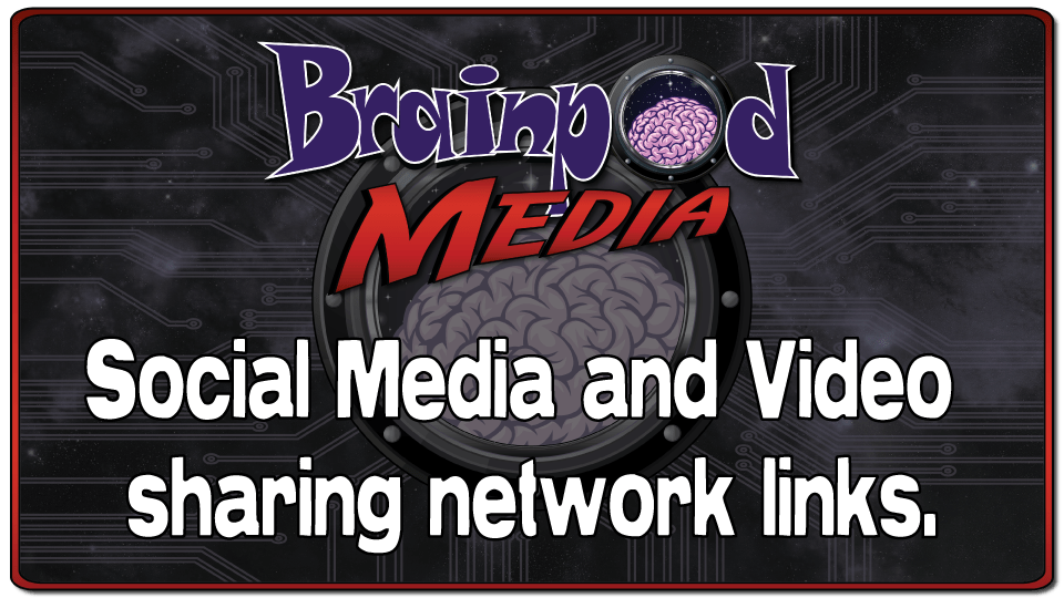 Social Media & Video Sharing Network Links