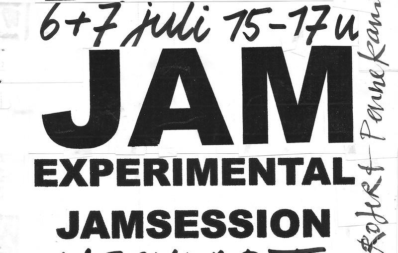 ART JAM experiment  jamsessie