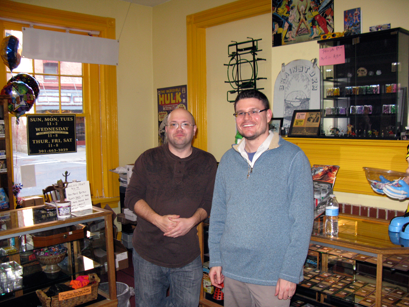 Mike & John, Co-Owners