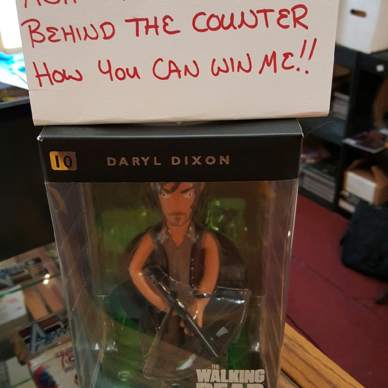 Brainstorm Question of the Day – Daryl Week