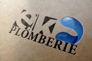 EKEAU PLOMBERIE logo