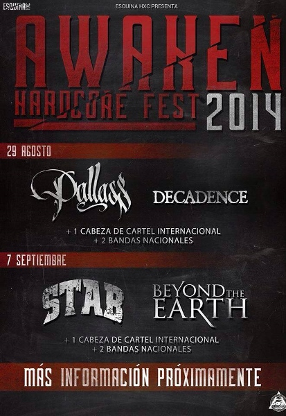 Awaken Hardcore Fest