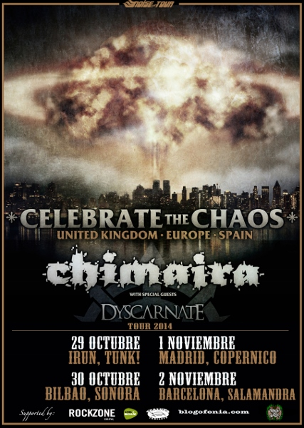 Chimaira - Poster (427x600)
