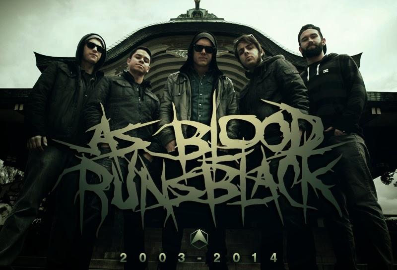 Ass Blood runs black