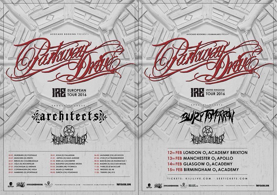IRE European Tour