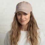 TrustMetryx Dad hat full logo