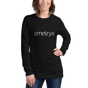 Xmetryx Full Print Unisex Long Sleeve Tee