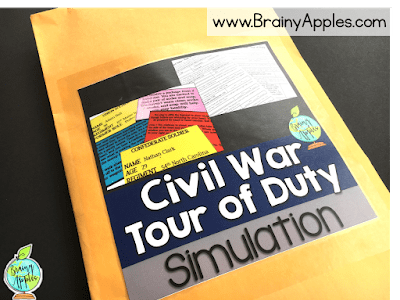 simulation for the social studies & history classroom #brainyapples #simulations #socialstudies #history #middleschool #highschool