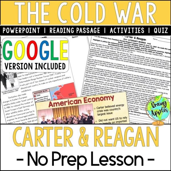 Presidencies of Carter & Reagan