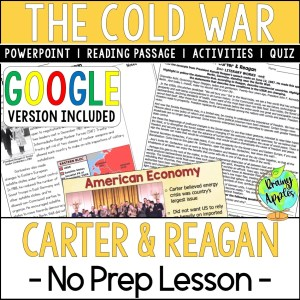 Presidencies of Carter & Reagan