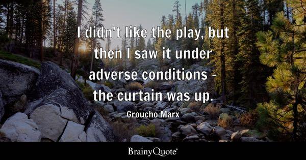 curtain quotes brainyquote
