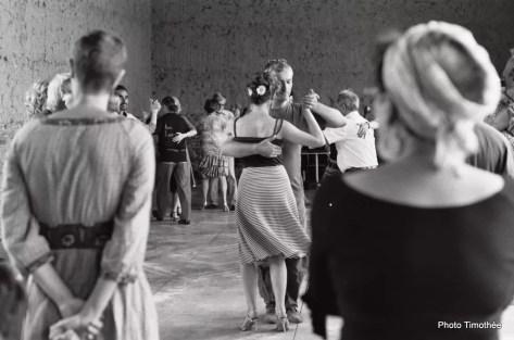 Braise Tango en Balade, milonga à Tizé. Photo Timothée
