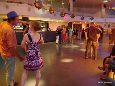 La Belle Milonga au TNB, 3 juillet 2015. Photo Timothée