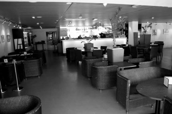 Café des Champs Libres (intérieur)