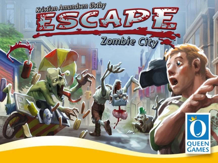 [image: box art for Escape: Zombie City]