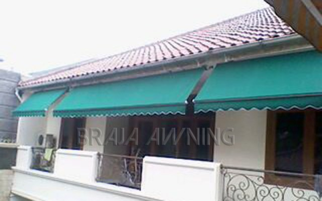 awning gulung - retractable awning 3