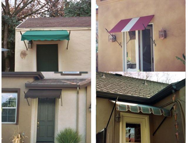desain kanopi kain untuk rumah minimalis