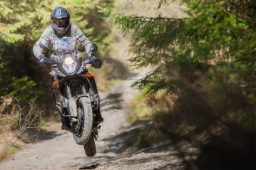 KTM 1050 Adventure Review © Brake Magazine 2015