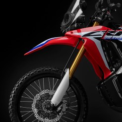 2017 Honda CRF250 Rally © Brake Magazine