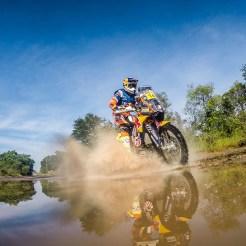 163456_Sam Sunderland KTM 450 RALLY Dakar 2017