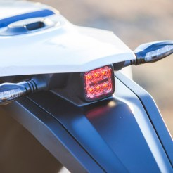 We love the weird LED tail light