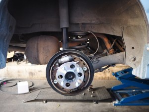 Rear Brake Drag or Lockup  Drum Brakes  Phoenix Systems