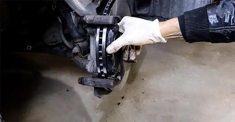 brake pads for lexus