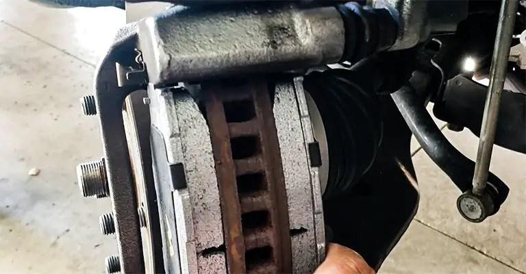 Brake pads for toyota rav 4