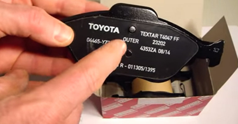 Best Brake Pads for Toyota Camry Review