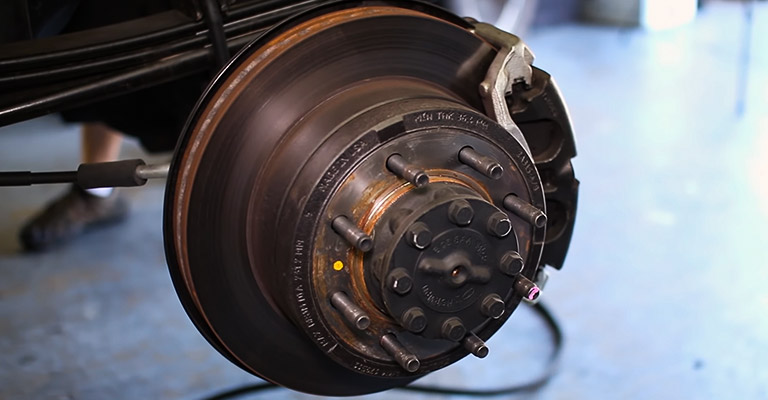 Best Brake Rotors for f250 Super Duty