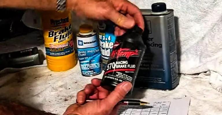 Best DOT 3 Brake Fluid Review