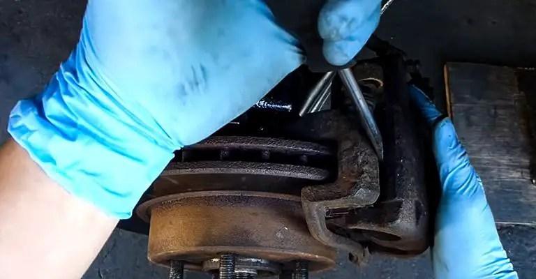 Replace Brake Rotors