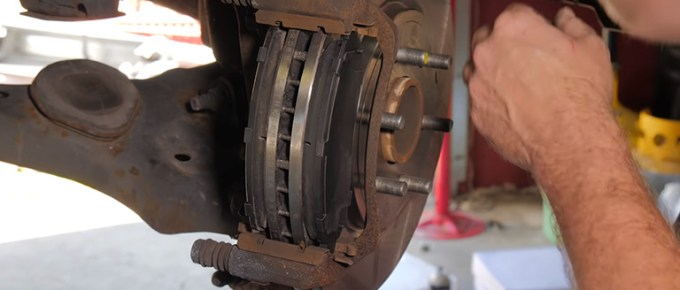 Best Brake Pads for Nissan Frontier fi