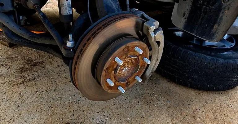 Brake Pads for Ford Ranger Fi
