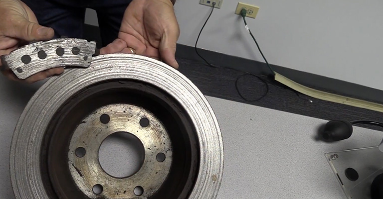 What Does It Mean When Brakes Are Metal to Metal fi