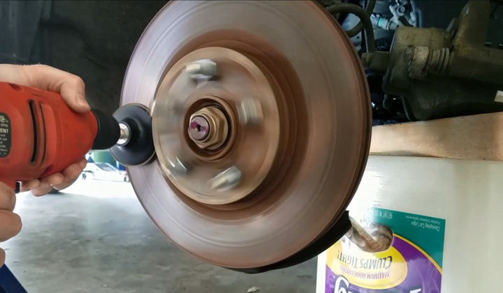 Is It Ok to Sand Brake Rotors