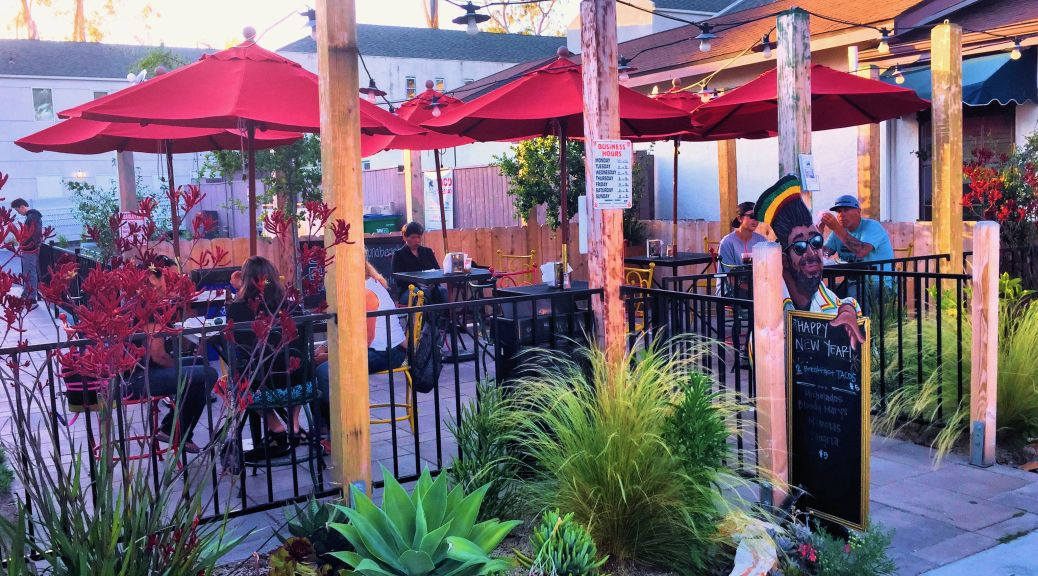 Rasta Taco Patio