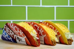 Taco Bell Steal A Base Steal A Taco 2017 - A chance for free Dortitos Locos Tacos.