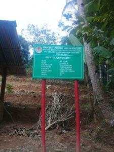 lokasi agroferestry sidareja