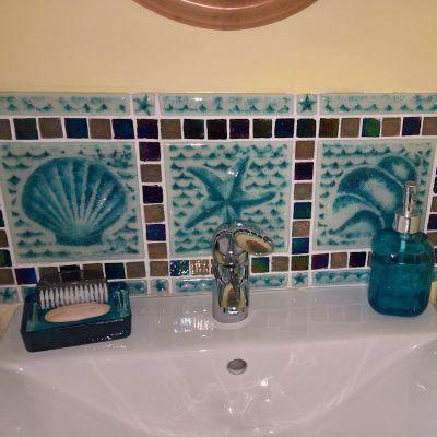 Custom Sea Themed Tiles