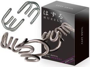 Hanayama Huzzle Devil Cast Metal Puzzle