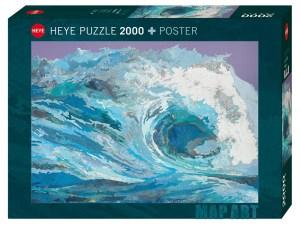 Map Wave 2000 pc puzzle