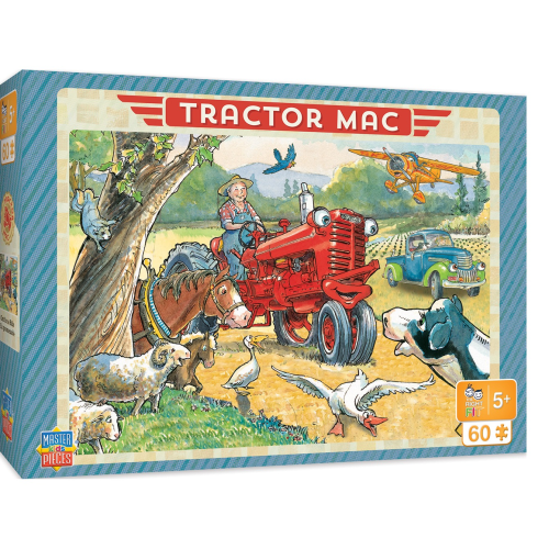 Out For a Ride 60 pc puzzle