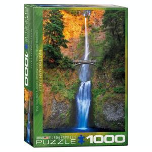 Multnomah Falls 1000 pc puzzle