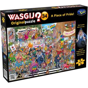 Wasgij Original 34